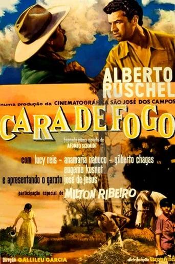 Poster of Cara de Fogo