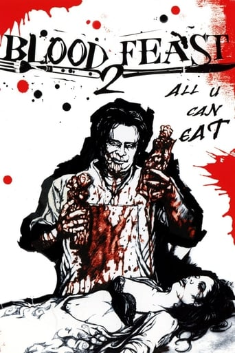 Poster of Blood Feast 2: All U Can Eat