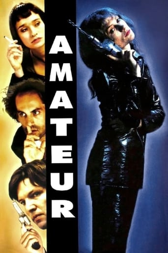 Poster of Amateur