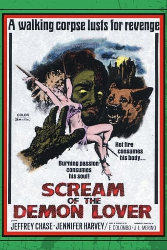 Poster of Scream of the Demon Lover