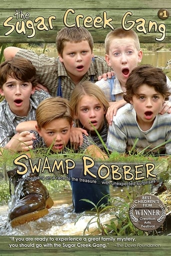 Poster of Sugar Creek Gang: Swamp Robber