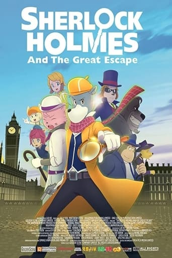 Watch Sherlock Holmes and the Great Escape Online Free in HD