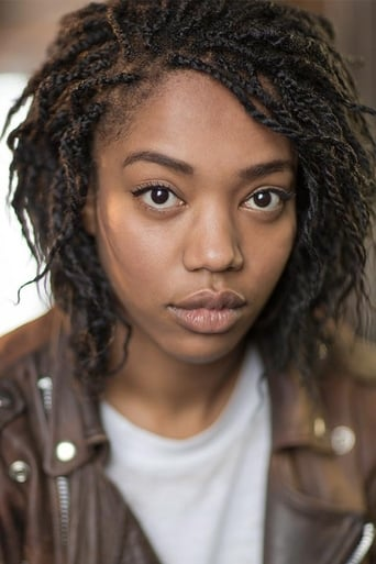 Image of Naomi Ackie