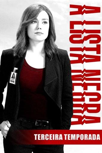 Lista Negra 3ª Temporada - Poster