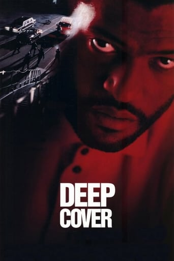 Poster of Deep Cover