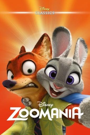 Filmplakat von Zoomania