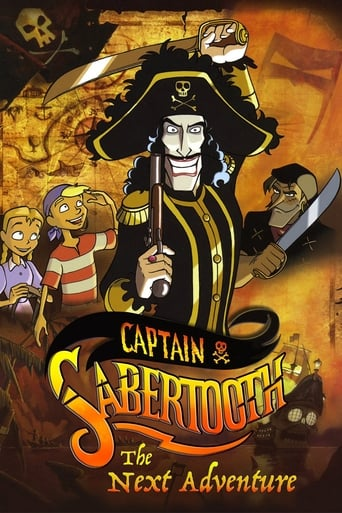 Poster of Captain Sabertooth