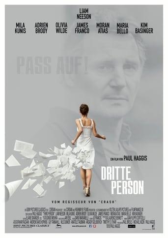 Dritte Person - Drama / 2014 / ab 12 Jahre