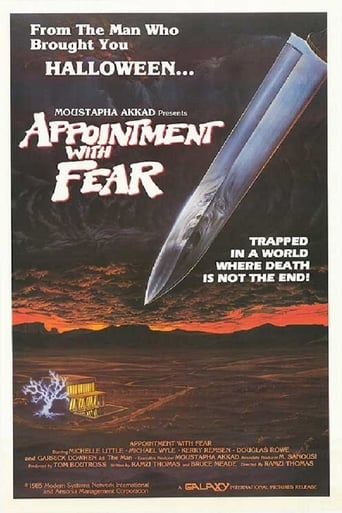 Poster of Appointment with Fear fragman