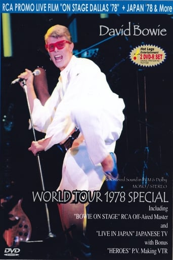 Ver David Bowie On Stage pelicula online