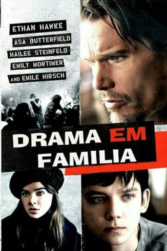 Drama em Família - Poster