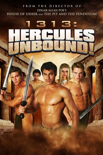 Poster of 1313: Hercules Unbound!