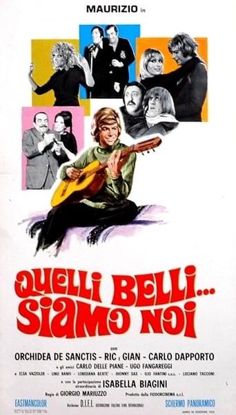 Poster of Quelli belli... siamo noi