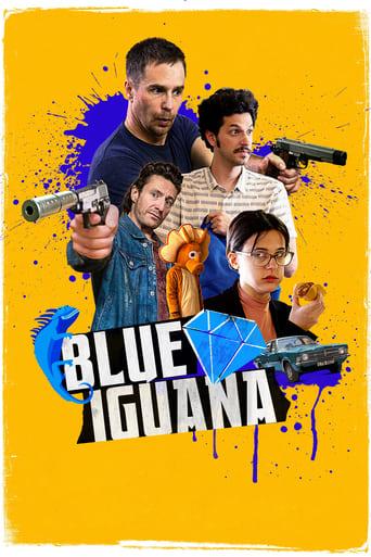 Poster of Blue Iguana