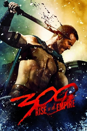 Poster of 300: Rise of an Empire
