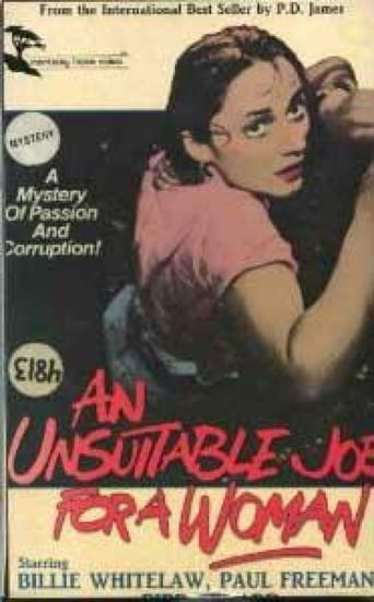 Poster of An Unsuitable Job for a Woman