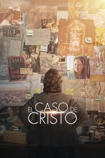 Poster of El caso de Cristo