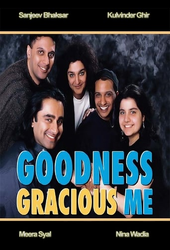 Poster of Goodness Gracious Me