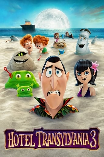 Poster of Hotel Transylvania 3