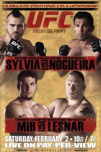 Watch UFC 81: Breaking Point Online Free Putlockers