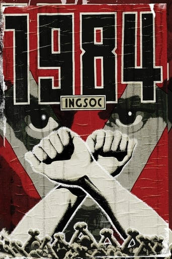 1984 (1984) - poster