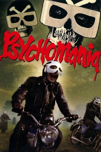 Poster of Psychomania