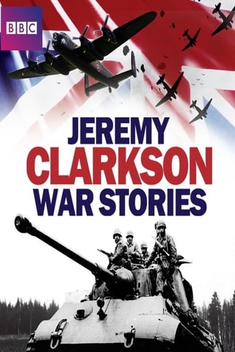 Poster of Jeremy Clarkson: War Stories