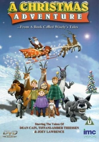 Poster of A Christmas Adventure ...From a Book Called Wisely's Tales
