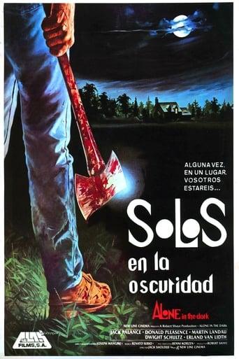 Poster of Solos en la oscuridad