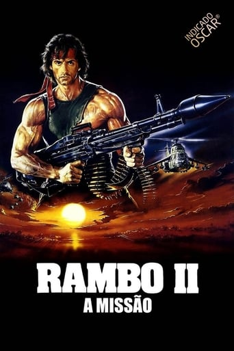 Assistir Rambo II - A Missão online
