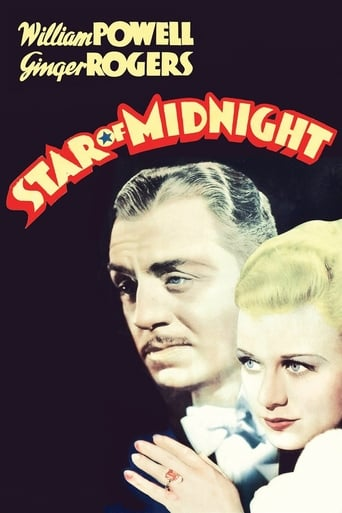 Poster of Star of Midnight