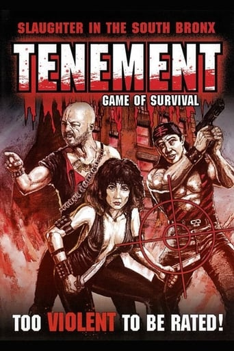 Poster of Tenement: Game of Survival