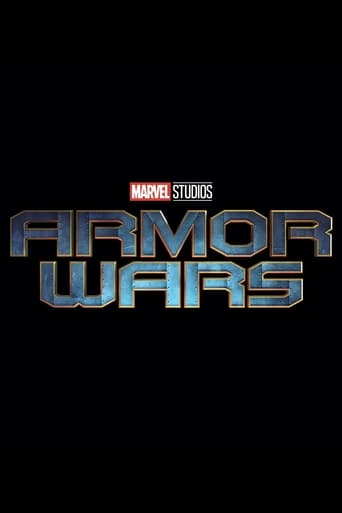 Poster of Armor Wars