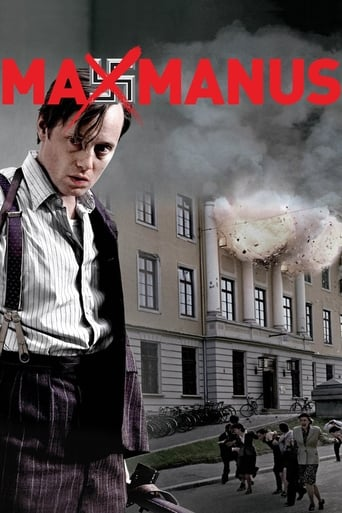 Poster of Max Manus: Man of War