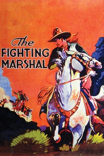 Poster of The Fighting Marshall