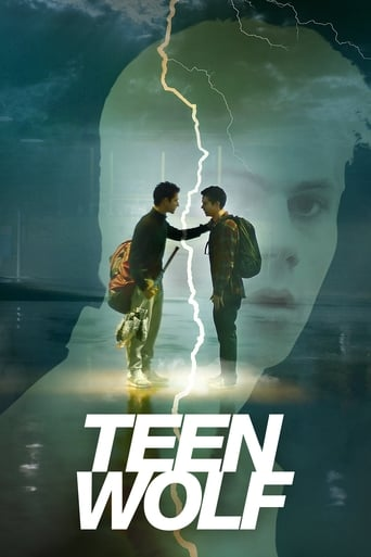 Poster of Teen Wolf fragman
