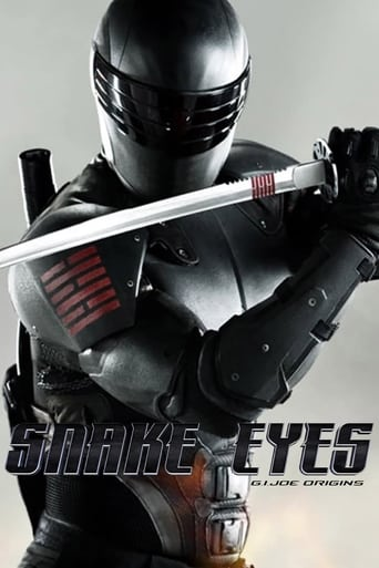 Poster of Snake Eyes: G.I. Joe Origins