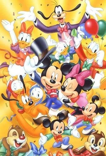 Poster of Disney Classic Cartoons