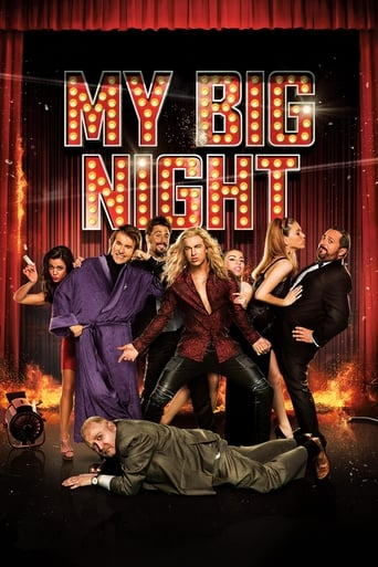 Poster of My Big Night