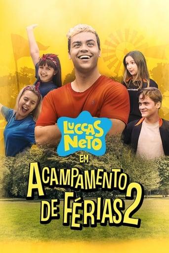 Luccas Neto em Acampamento de Férias 2 - Poster