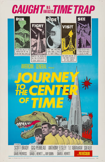 Poster of Journey to the Center of Time