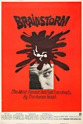 Poster of Brainstorm