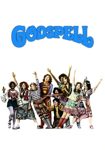 Poster of Godspell: A Musical Based on the Gospel According to St. Matthew