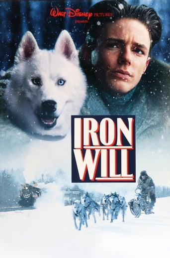 Poster of Iron Will