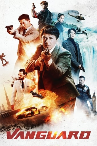 Vanguard Torrent (2020) Legendado HDCAM 720p – Download