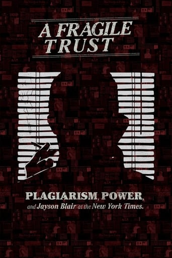 A Fragile Trust: Plagiarism, Power, and Jayson Blair at the New York Times (2014)