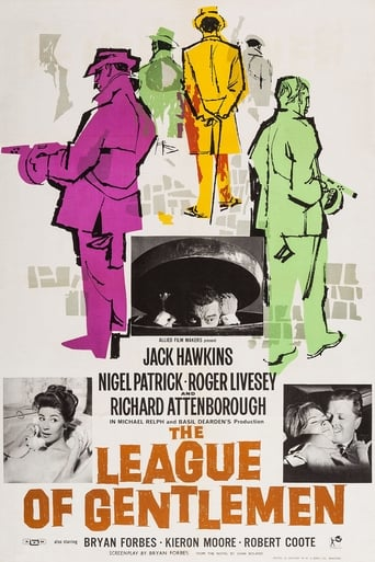 'The League of Gentlemen (1960)