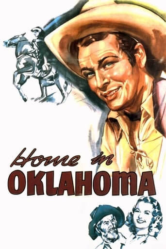 Poster of Home in Oklahoma