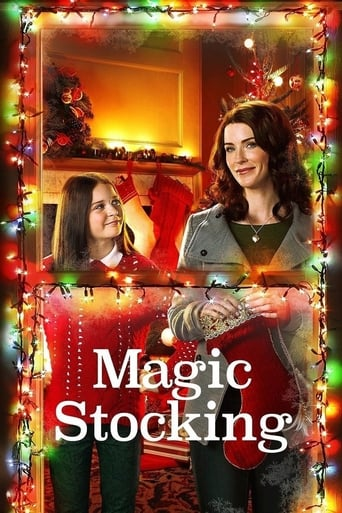 Poster of Magic Stocking