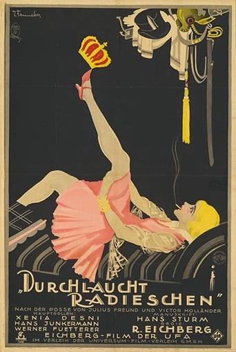 Poster of Durchlaucht Radieschen